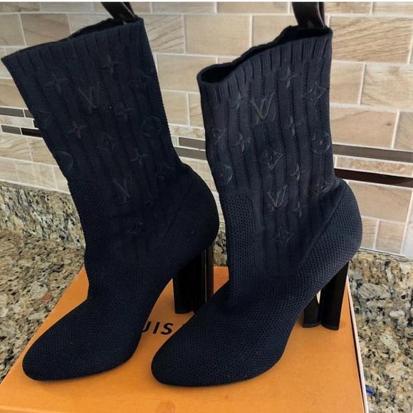 e57c97fde3 Louis Vuitton Shoes   Silhouette Ankle Boot   Poshmark